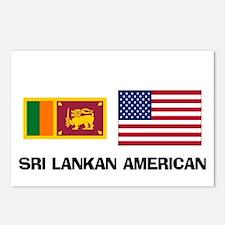 Sri Lankan American Postcards (Package of 8)