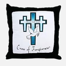Peace not War Throw Pillow