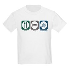 Eat Sleep Compliance T-Shirt