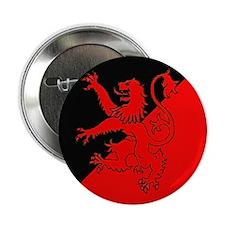 Rampant Lion Button