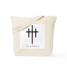 Cross of Forgiveness Tote Bag
