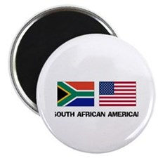 South African American Magnet