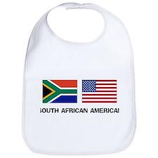 South African American Bib