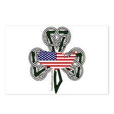 Irish American, Ireland Postcards (Package of 8)