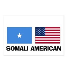 Somali American Postcards (Package of 8)