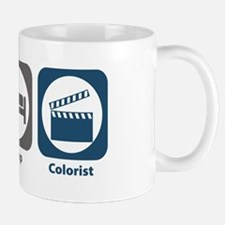 Eat Sleep Colorist Mug