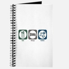 Eat Sleep Coins Journal