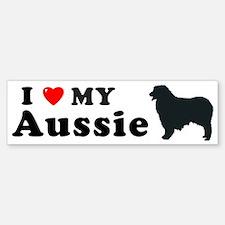 AUSSIE Bumper Bumper Bumper Sticker