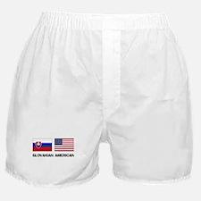 Slovakian American Boxer Shorts