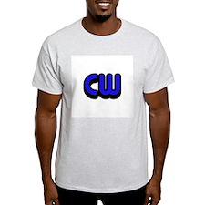 CW (Morse Code) T-Shirt