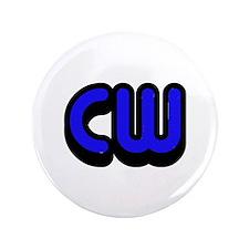 """CW (Morse Code) 3.5"""" Button"""