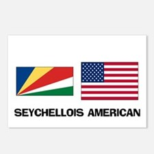 Seychellois American Postcards (Package of 8)