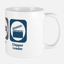 Eat Sleep Clapper Loader Mug