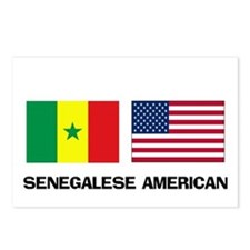 Senegalese American Postcards (Package of 8)
