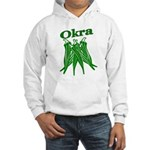 Okra Shirts Hooded Sweatshirt