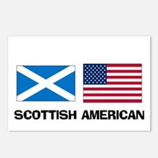 Scottish American Postcards (Package of 8)