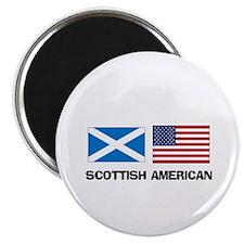 Scottish American Magnet