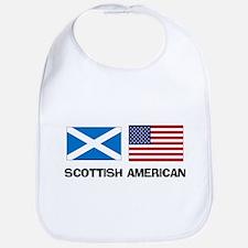Scottish American Bib