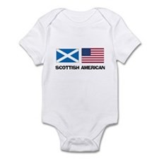 Scottish American Onesie
