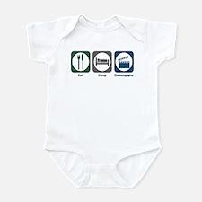 Eat Sleep Cinematographer Infant Bodysuit