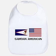 Samoan American Bib