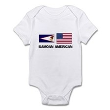Samoan American Infant Bodysuit
