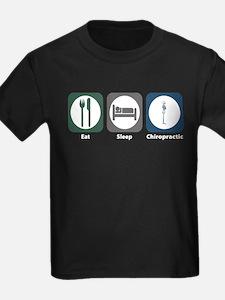 Eat Sleep Chiropractic T