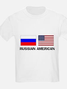 Russian American T-Shirt