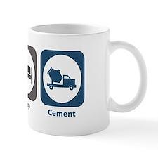 Eat Sleep Cement Mug