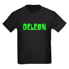 Deleon Faded (Green) T