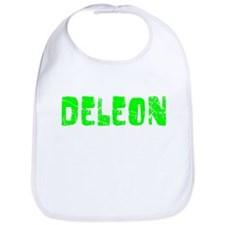 Deleon Faded (Green) Bib