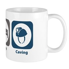 Eat Sleep Caving Mug