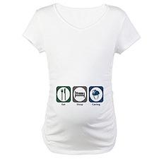 Eat Sleep Caving Shirt