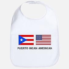 Puerto Rican American Bib