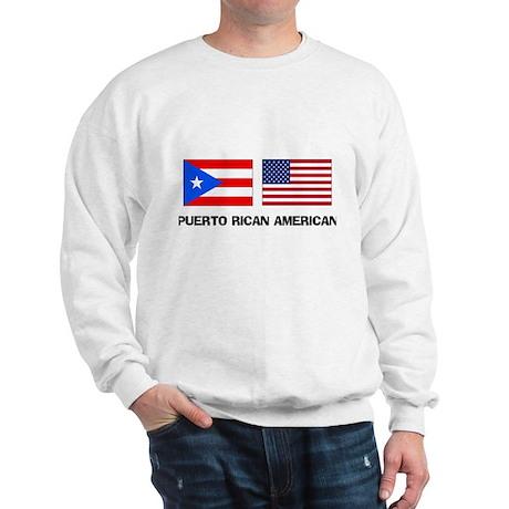 Puerto Rican American Sweatshirt