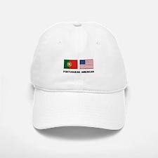 Portuguese American Baseball Baseball Cap