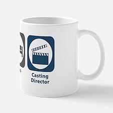 Eat Sleep Casting Director Mug