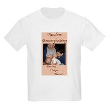 Tandem Nursing Advocacy Girls/Boys Tee