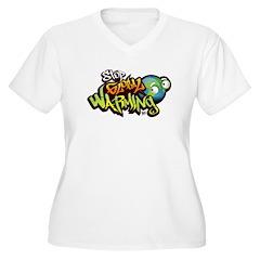 Stop Global Warming - Graffit T-Shirt