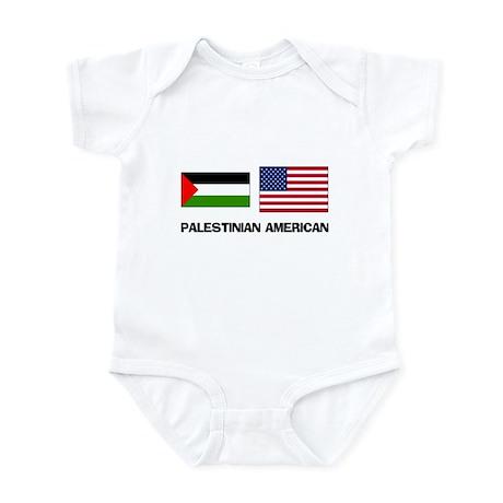 Palestinian American Infant Bodysuit