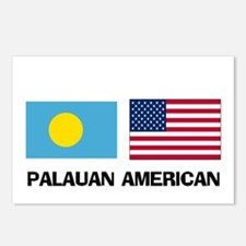 Palauan American Postcards (Package of 8)