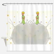 Malentendus Shower Curtain
