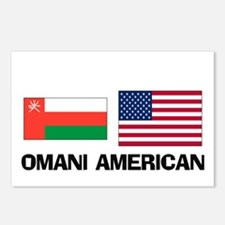 Omani American Postcards (Package of 8)