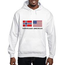 Norwegian American Hoodie