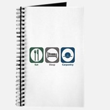 Eat Sleep Carpentry Journal