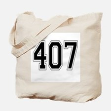407 Tote Bag