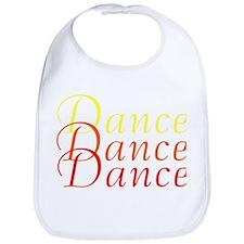 Dance, Dance, Dance Bib