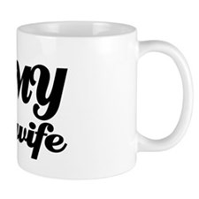 I love my Cuban Wife Mug