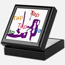 Tap Keepsake Box