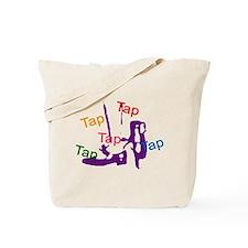 Tap Tote Bag